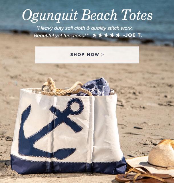 Ogunquit Beach Bag - 5-Star Review