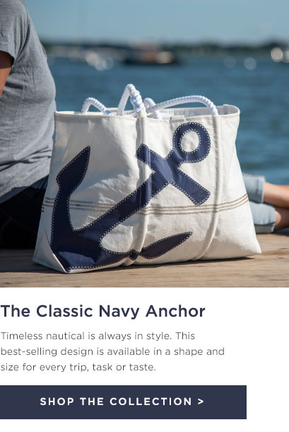 Classic Navy Anchor Collection