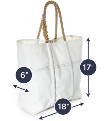 X-Large Tote Dimensions