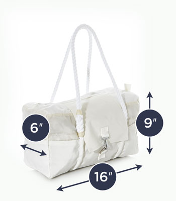Overnight Bag Dimensions