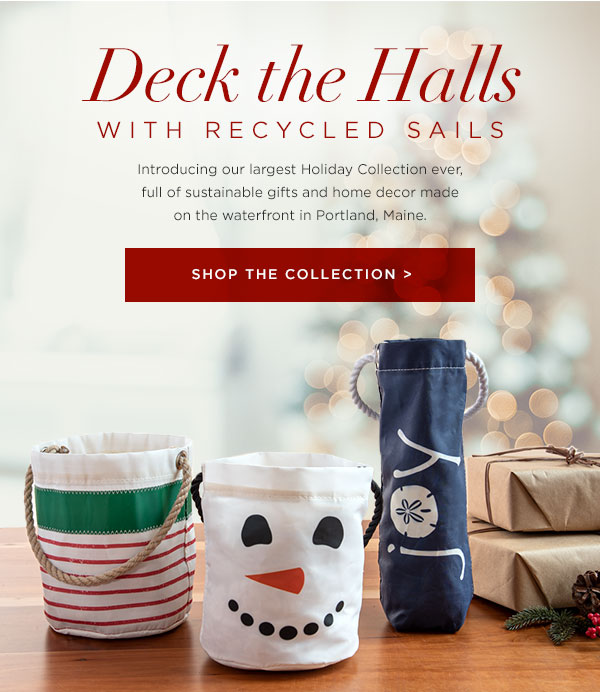 Sea Bags Holiday Collection - Shop Now