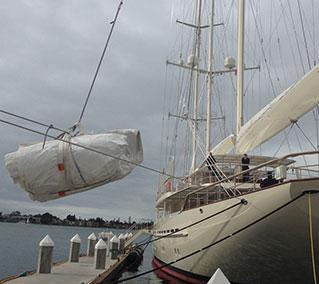 Sea Bags Sail Trade Quote