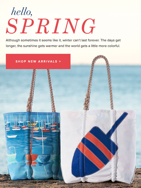 New Bags for Spring