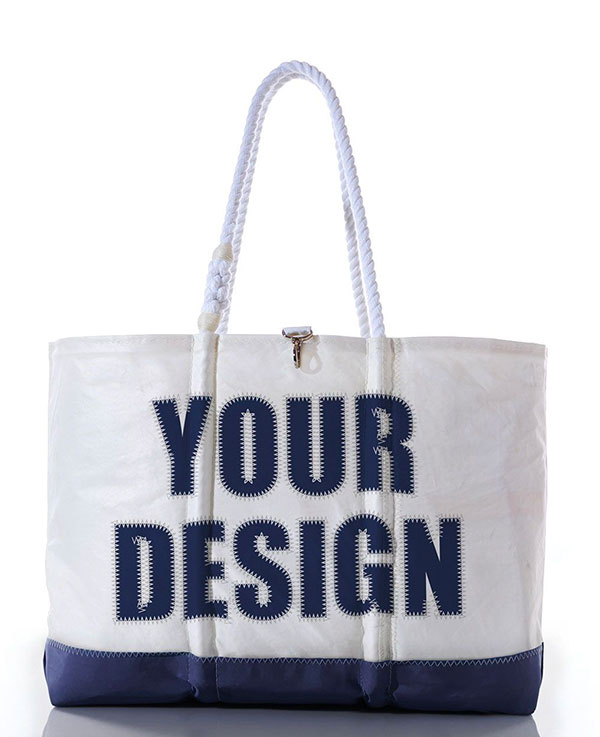 Customize Your Own Ogunquit Beach Bag - Get Started