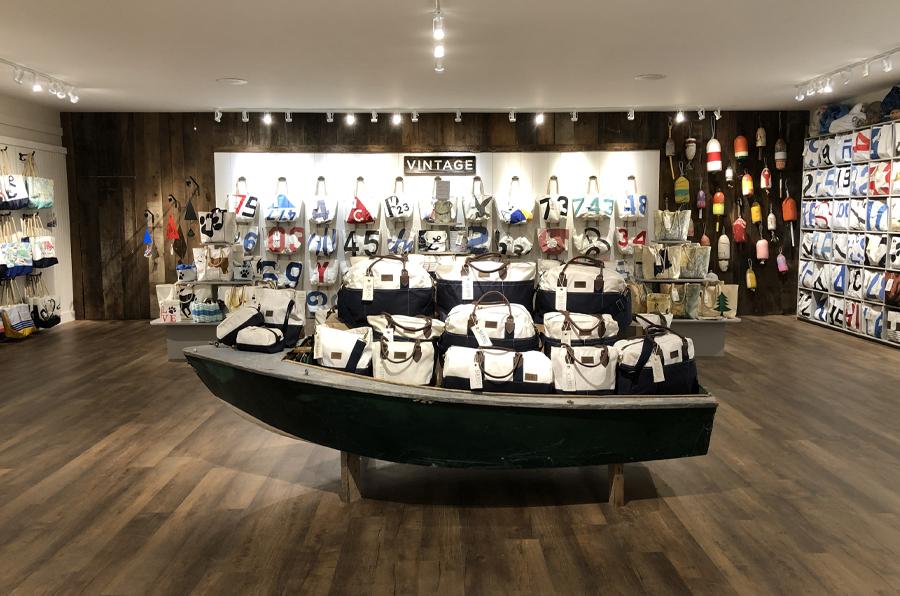 Freeport Store Pea Boat Feature