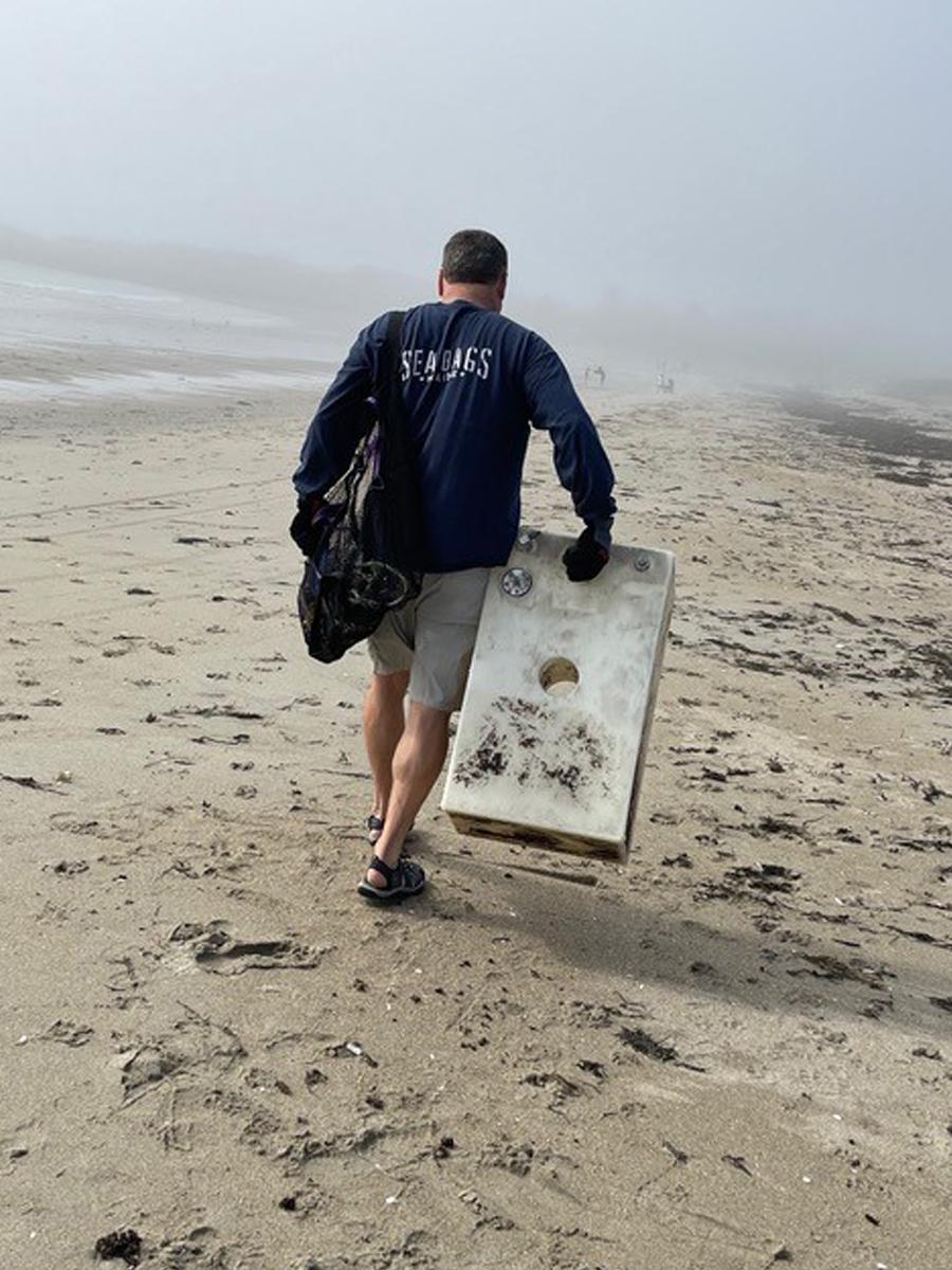 Don Oakes, CEO: Head Beach, Phippsburg, ME