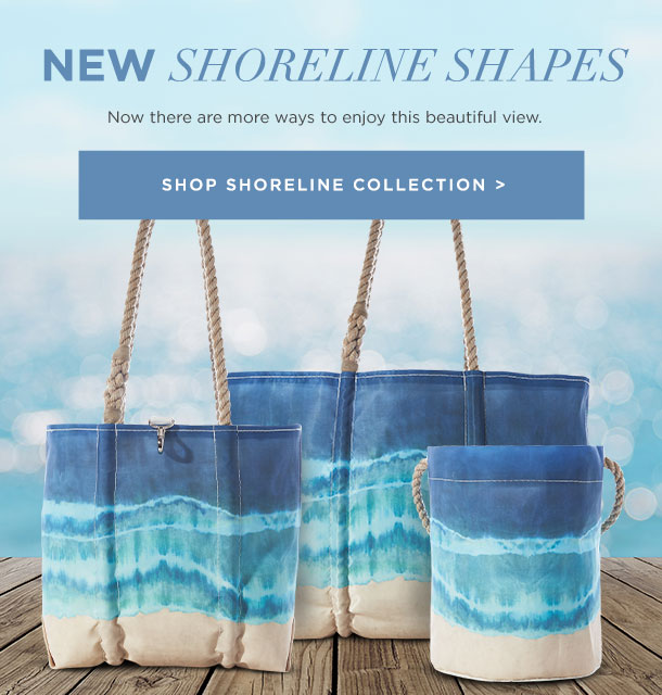 New Shapes for the Shoreline Tye Dye Collection