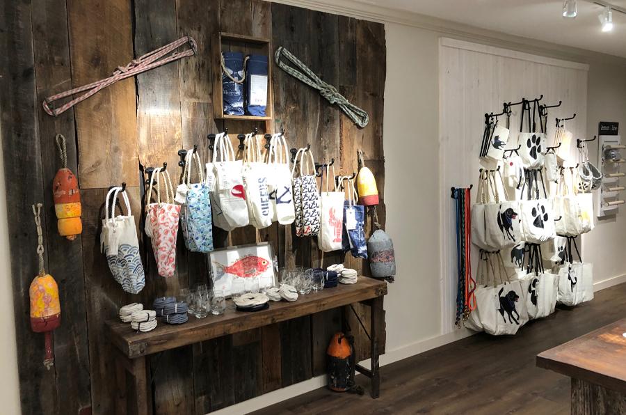 Barn Board Feature in our Traverse City Michigan Store