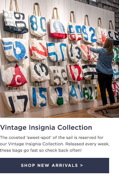 Vintage Insignia Collection - Shop Now
