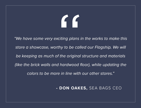 Quote from CEO Don Oakes