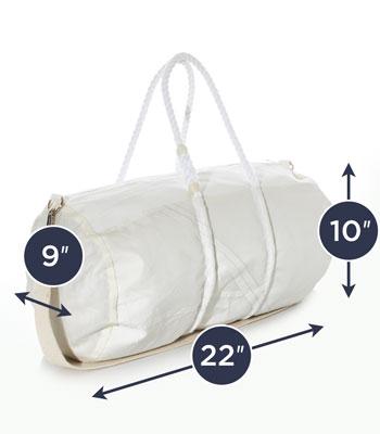 Duffel Bag Dimensions