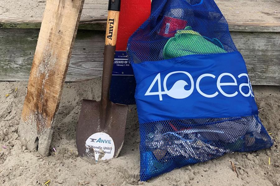 Sea Bags Coastal Cleanup Day 2021