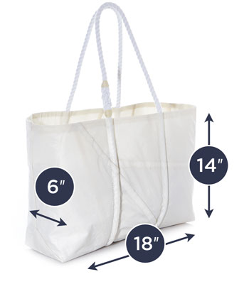 Large Tote Dimensions