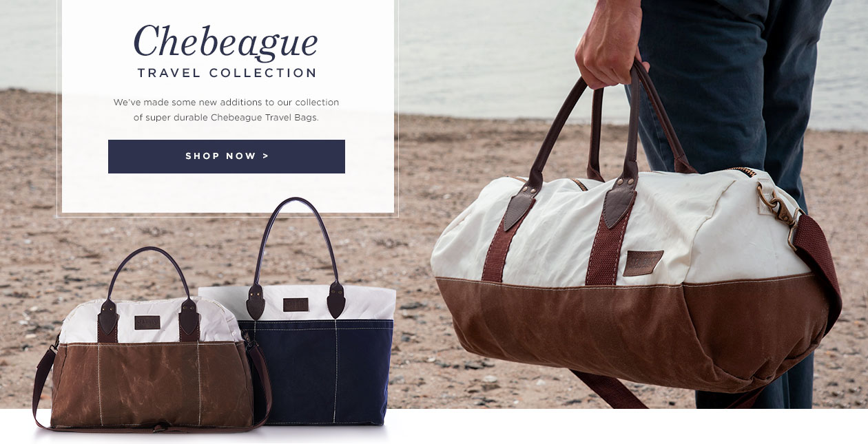 New Additions to Chebeague Travel Collection