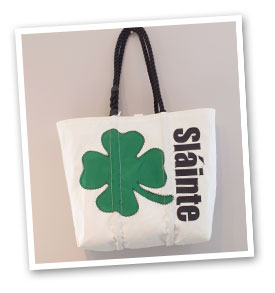 Custom Slainte Sea Bag