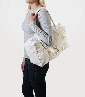Overnight Bag On-Figure