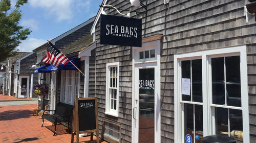 Sea Bags Retail Store