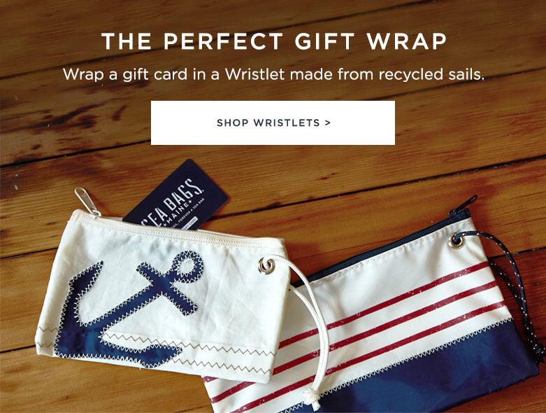 Wrap Your Gift Card in a Wristlet - Shop Wristlets Now