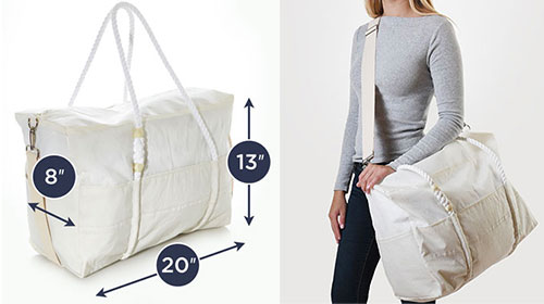 Size and Fit of your Sea Bag
