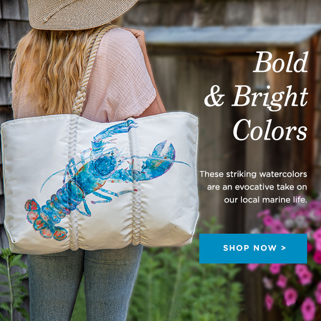 Bright and Bold Colors - Shop the Watercolor Collection