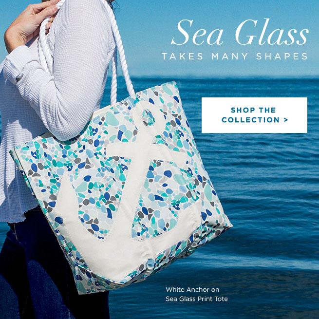 Seaglass Print Collection