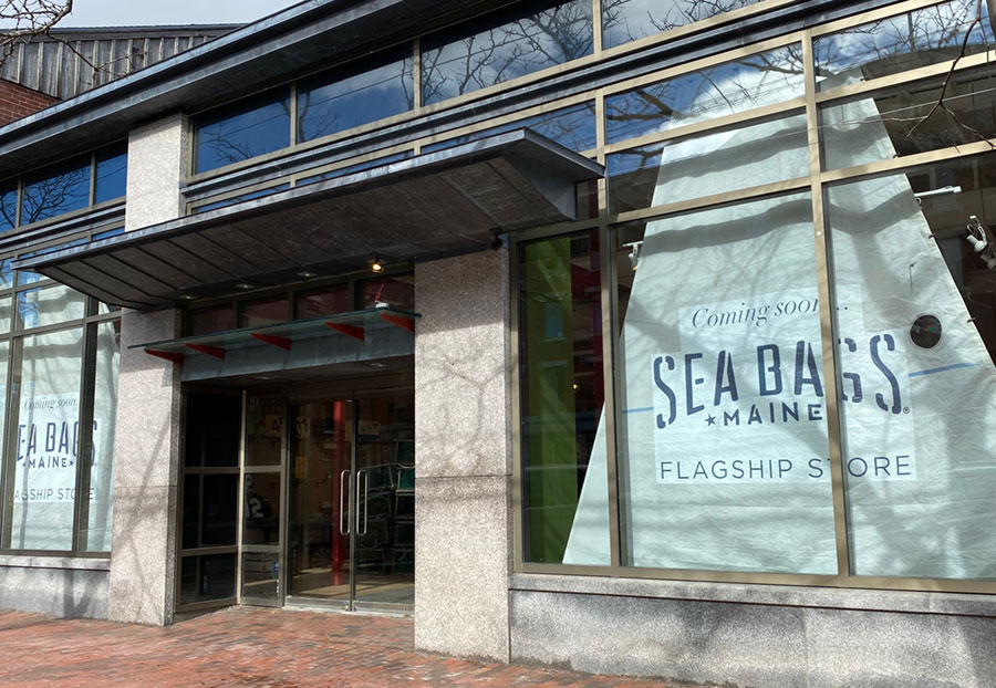 NEW Sea Bags Flagship Store Location Coming Soon