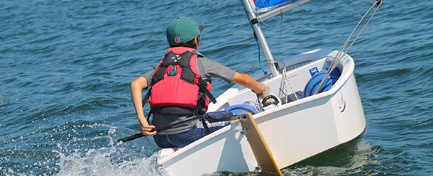 SailMaine Sailing School