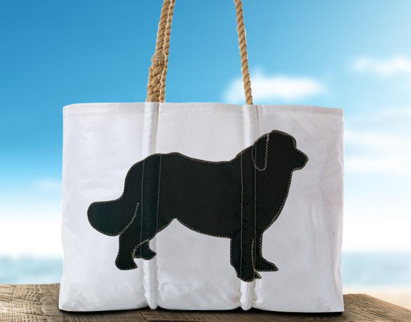 Custom Sea Bags Newfoundland Tote