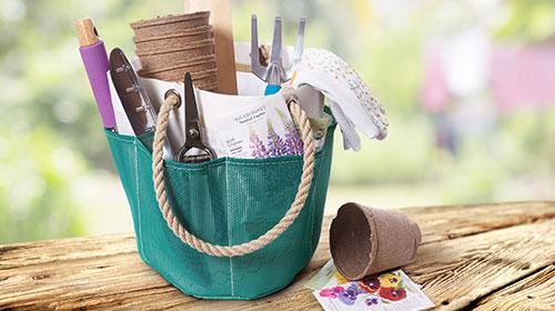 Gardener's Bucket Bag