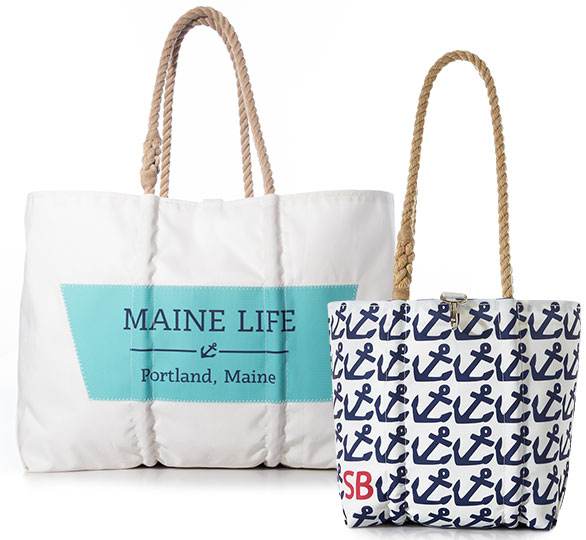 Personalized Sea Bags - Boat names, initials or zip code