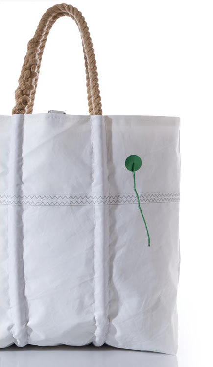 Telltale on Sea Bags recycled sail bags