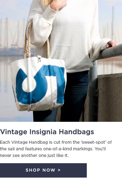 Vintage Insignia Handbags