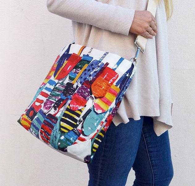 Custom Courier Sea Bag