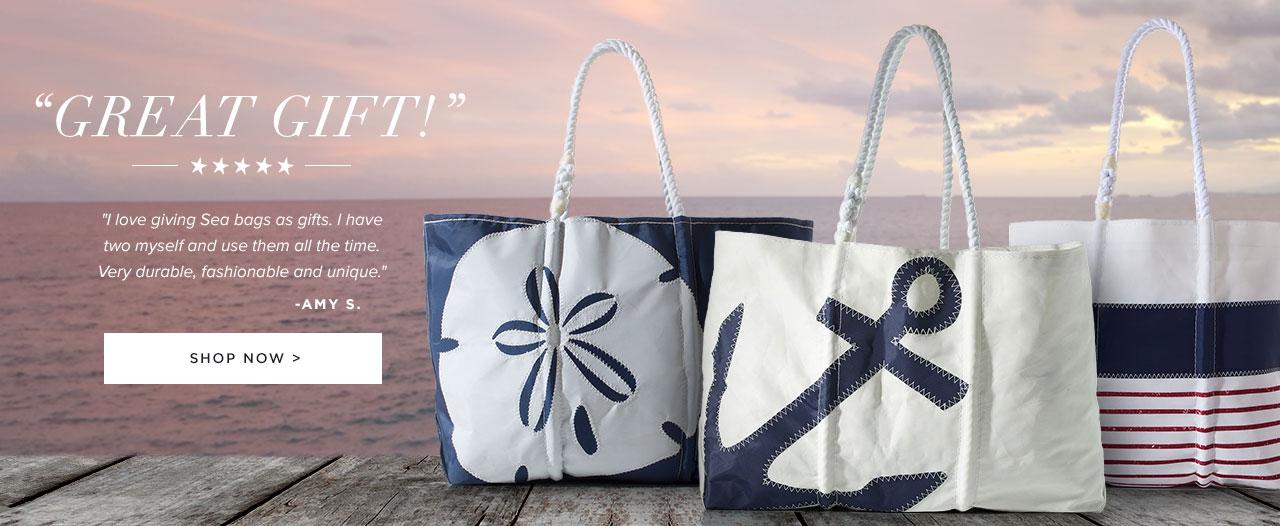 Customer Favorite Sea Bags