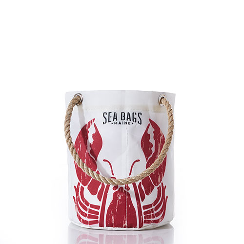 Lobster Pound Beverage Bucket Bag