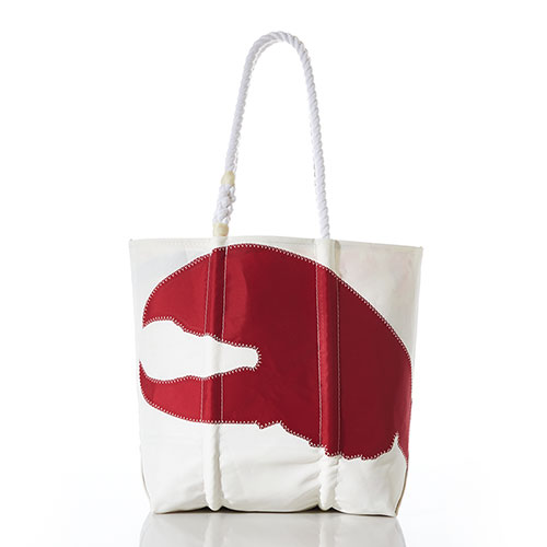 Red Lobster Claw Tote