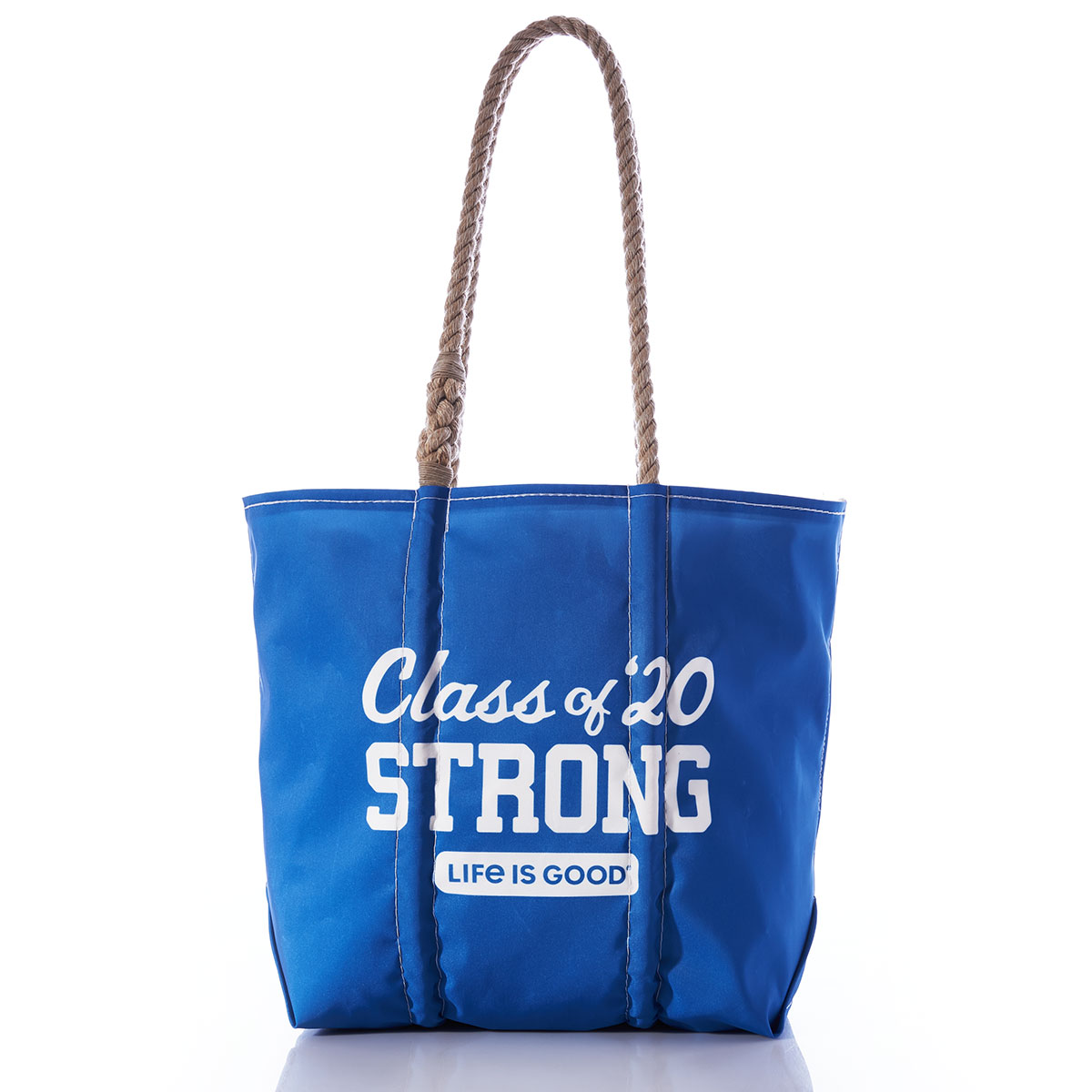 Class of '20 Strong Life is Good Tote