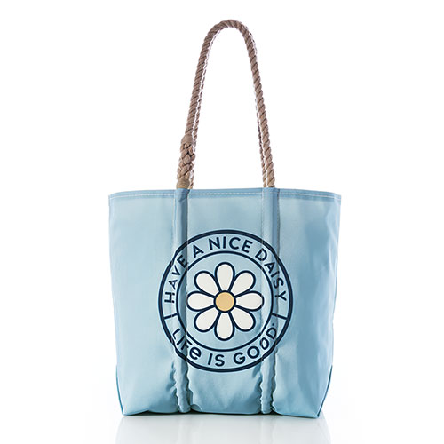 Daisy Life is Good Tote