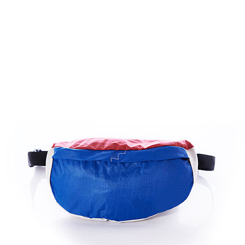 Red and Blue Belt Bag