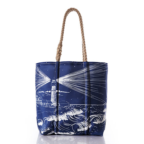 Lighthouse Beacon Tote