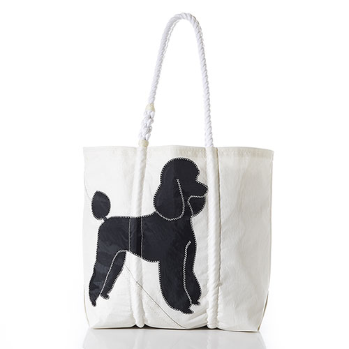 Poodle Tote