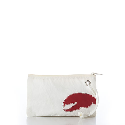 Red Lobster Claw Wristlet