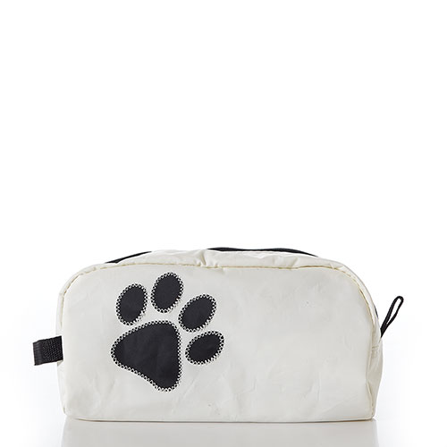 Paw Print Toiletry Bag