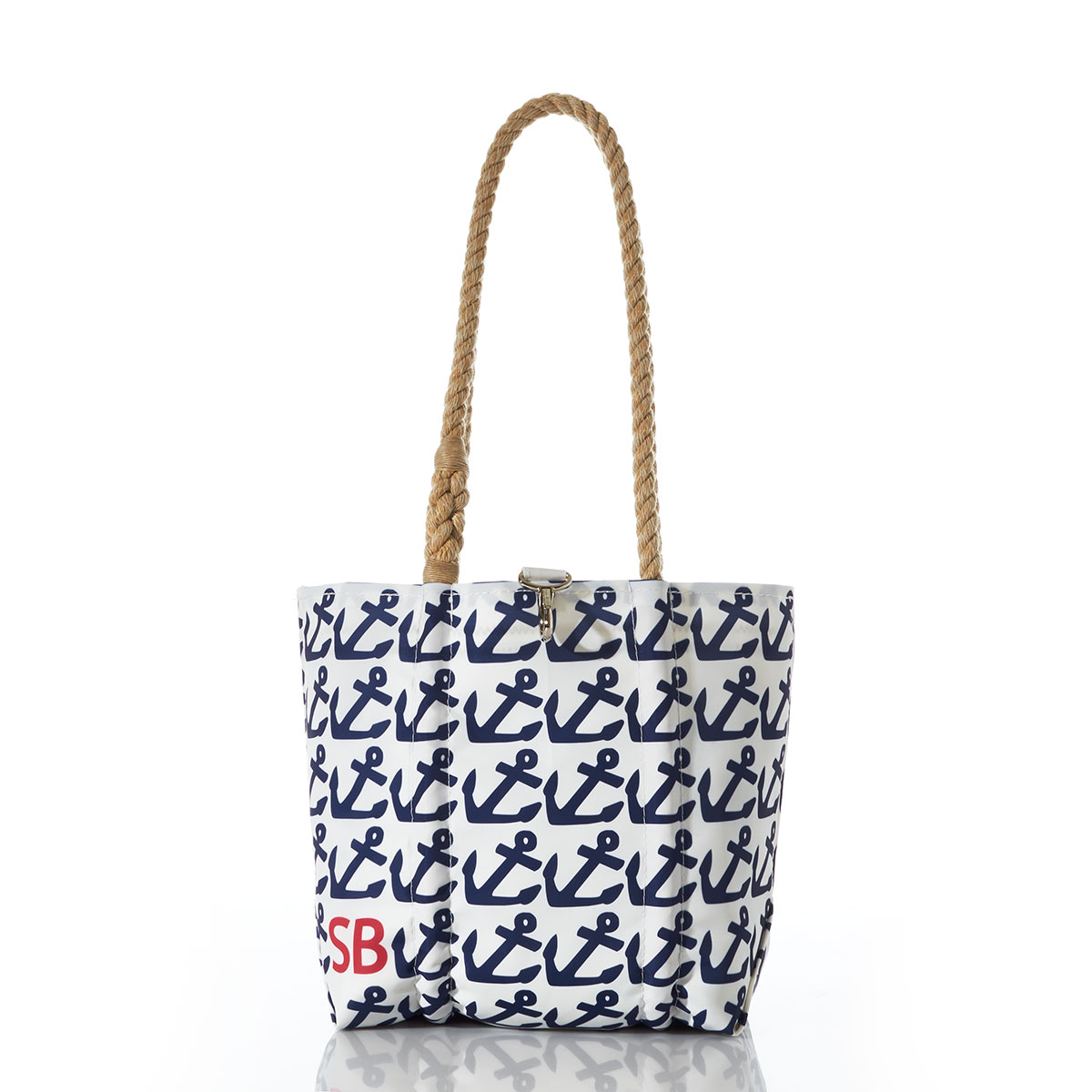 Custom Monogram-Pop Anchor Handbag