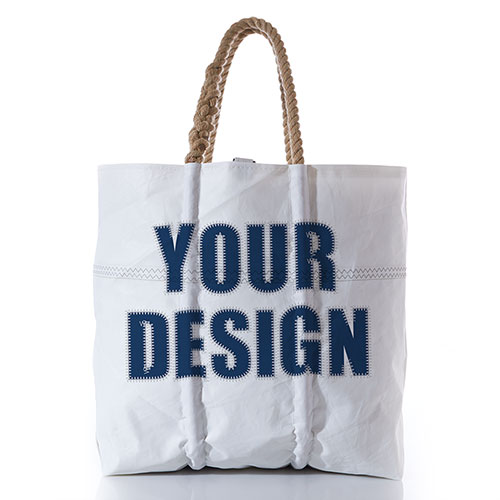 Custom Design X-Large Tote