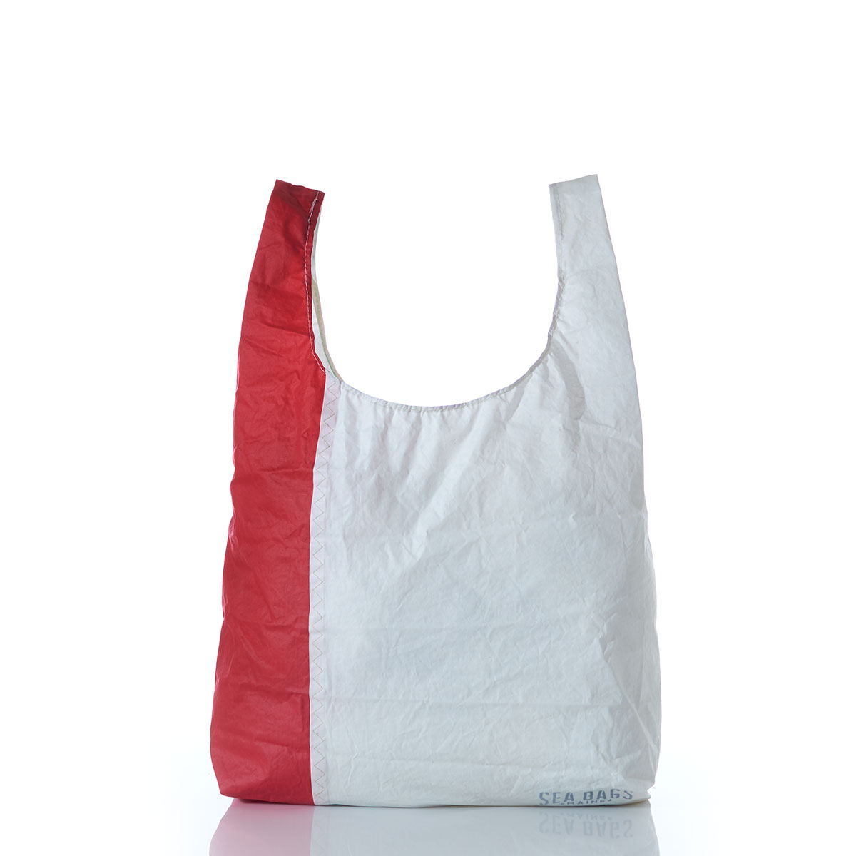 """Storage bag made from spinnaker sail fabric  17/"""" width x 29/"""" length"""