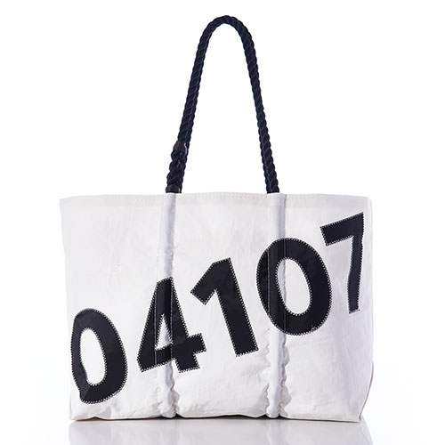 Custom Design Zip Code Tote