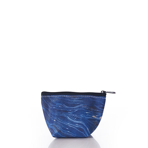Tidal Currents Small Cosmetic Bag