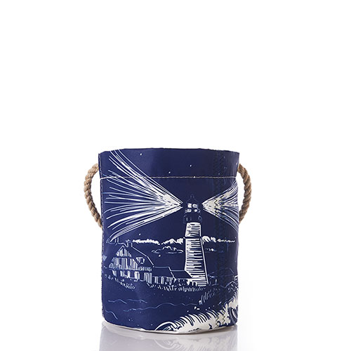 Lighthouse Beacon Bucket Bag
