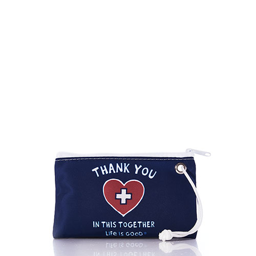 In This Together Life Is Good Wristlet